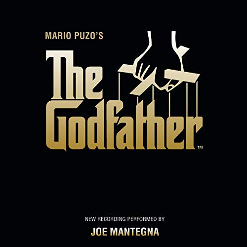 The Godfather                   By:                                                                                                                                 Mario Puzo                               Narrated by:                                                                                                                                 Joe Mantegna                      Length: 18 hrs and 5 mins     6,141 ratings     Overall 4.8