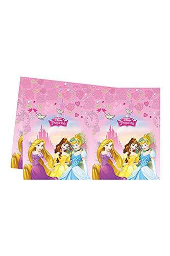 Procos 47126 Princess Dreaming Tischdecke 120 x 180 cm