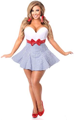 Dorothy safety Costume Max 48% OFF
