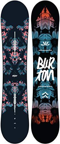 Burton Stylus - Tabla de Snowboard para Mujer
