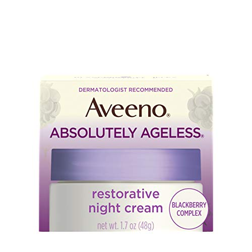 Aveeno Absolutely Ageless Restorative Night Cream - 1.7oz