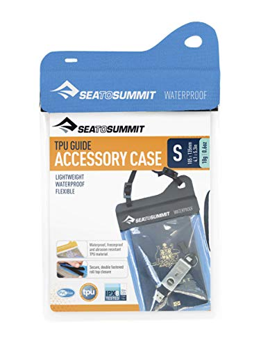 Sea To Summit TPU Guide Accessory Case S Housse pour Tablette, Adultes Unisexe, Lime, 13.5 x 10.5 cm