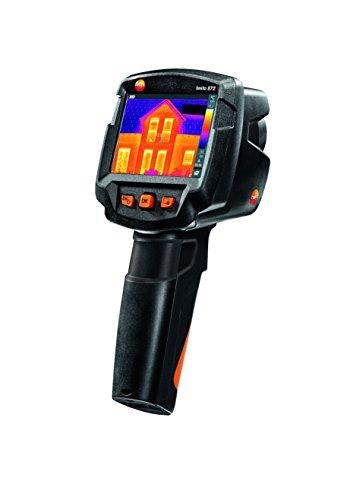 Cámara Termográfica Testo 872 - Imagen Térmica Inteligente Con La Más Alta Calidad De Imagen, 1, 0560 8721