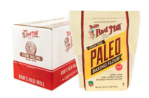 Bob's Red Mill Paleo Baking Flour 32 Oz (Pack Of 4), 128 Ounce