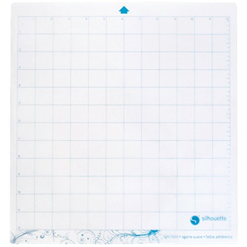 Silhouette CAMEO Light Hold Cutting Mat for Scrapbooking