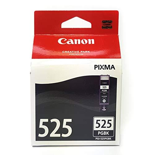 Canon PGI-525 originele inktcartridge zwart voor Pixma Inkjet printer MX715-MX885-MX895-MG5150-MG5250-MG5350-MG6150-MG6250-MG8150-MG8250-iP4850-iP4950-iX6550