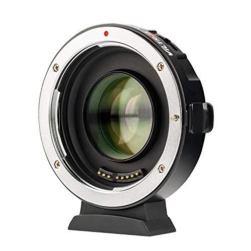 Viltrox EF-M2 II auto focus elettronico 0.71 x riduttore attacco obiettivo adattatore per Canon EF Lens to M4/3 fotocamera GF1 GH5 GH4 GX85 e-m10ii E-M5 E-M10 E-PL3 pen-f