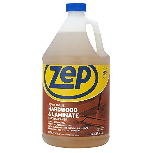 Zep ZPEZUHLF128 ZUHLF128 Hardwood and Laminate Cleaner, 128 oz.