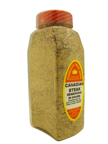 Marshalls Creek Spices XL Canadian Steak Seasoning (Compare to Montreal Seasoning), 30 Ounce (st33)