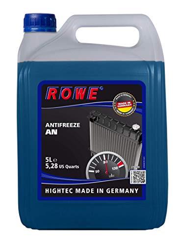 ROWE HIGHTEC ANTIFREEZE AN, 5 Liter