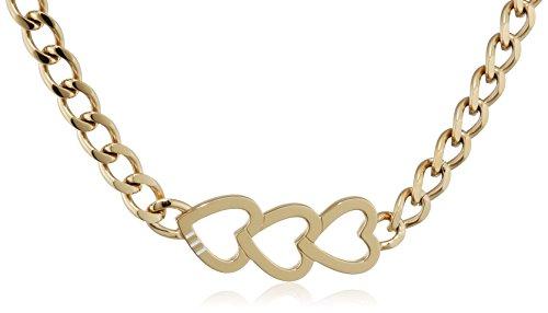 Tommy Hilfiger Jewelry Damen-Gliederkette Classic Signature Edelstahl 40.6 cm - 2700906