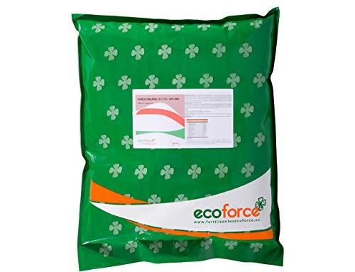 CULTIVERS Force Organic de 5 kg. Abono para Plantas ecológi