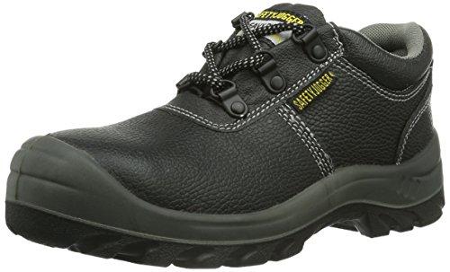 Safety Jogger BESTRUN, Unisex - Erwachsene Arbeits & Sicherheitsschuhe S3, schwarz, (black BLK), EU 45