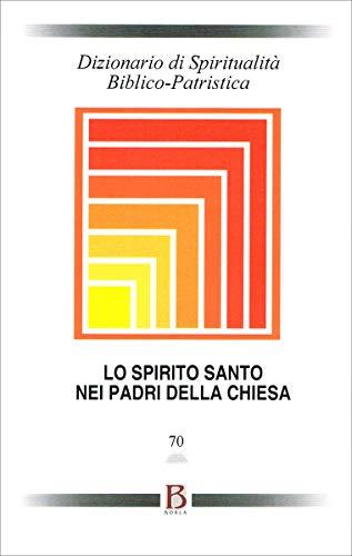 Dizionario di spiritualità biblico-patristica: 70