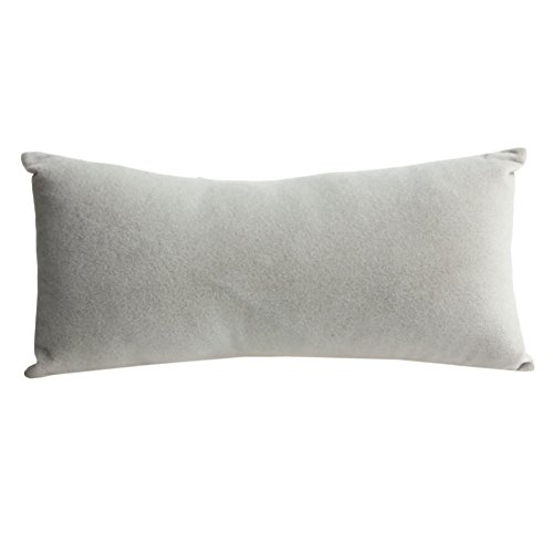 viccoo flannel pillow stand holder