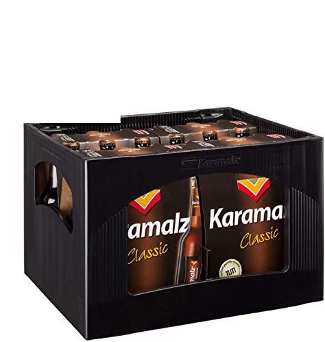 20 x Karamalz Classic Malzdrink Alkoholfrei 0,33l Originalkiste MEHRWEG Reduziert