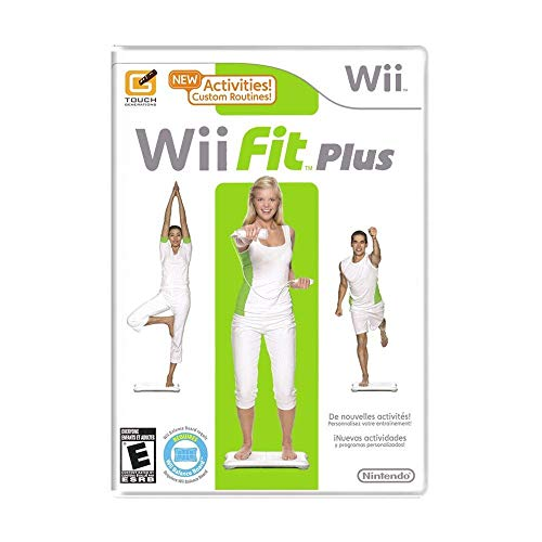 Wii Fit Plus - Game Only NTSC
