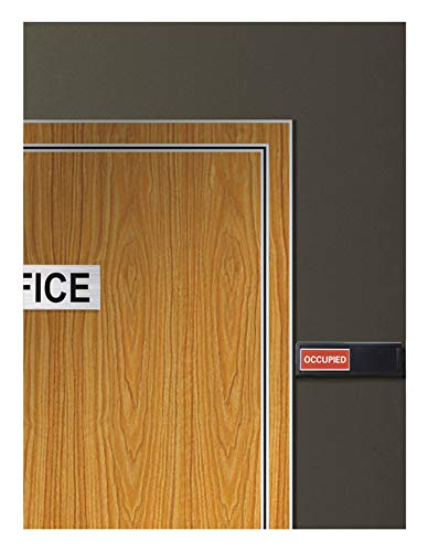 Privacy Sign (Do Not Disturb Sign, Restroom Sign, Office Sign, Conference Sign, Vacant Sign, Occupied Sign) - Tells Whether Room in Vacant or Occupied Photo #3