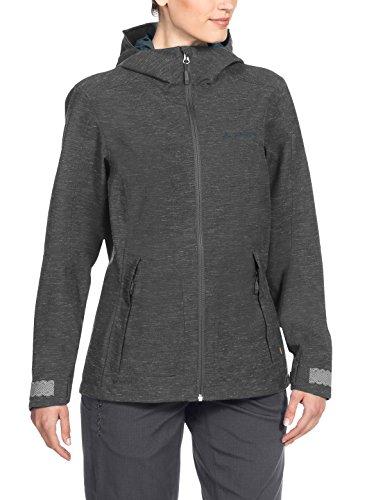 Preisvergleich Produktbild VAUDE Damen Jacke Tirano Jacket,  iron,  44,  403358440440