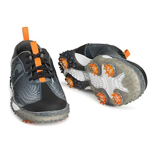 Footjoy Freestyle 2.0Chaussures de golf, Homme, noir, 10.5 D(M) US