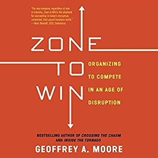Zone to Win audiobook cover art
