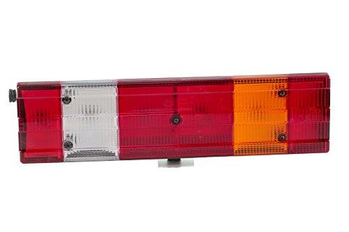 HELLA 2VP 007 500-521 achterlicht, rechts, 24 V, met lamphouder, met gloeilampen