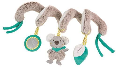 Tigex 80890894 Spirale Peluche Koala per Passeggini