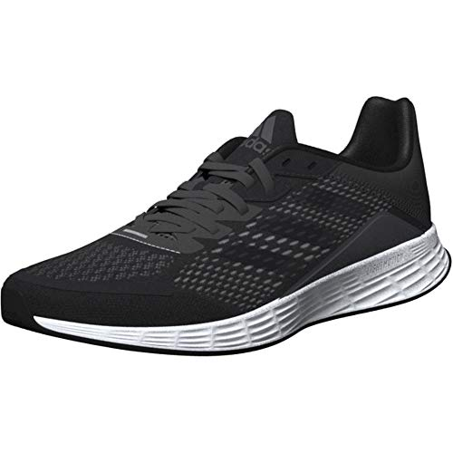 adidas Men's Duramo Superlite Running Shoe, Grey/Grey/Grey, 7