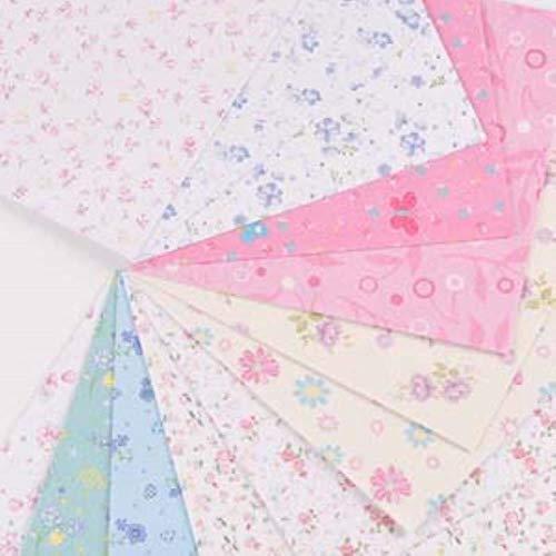 Miner 15cm 20 vellen kinderen gevouwen ambachtelijke papier vierkante bloemen origami papier handgemaakte vouwen papier scrapbooking decoratieve ambachtelijke, bloem