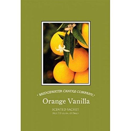 Bridgewater Duft Umschlag Beutel Orange Vanille, mehrfarbig