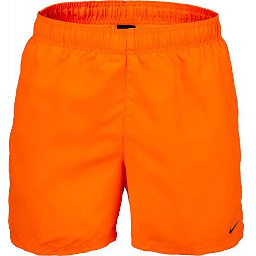 Nike 5 Volley Short, Costume da Bagno Uomo, Arancione Totale, XL