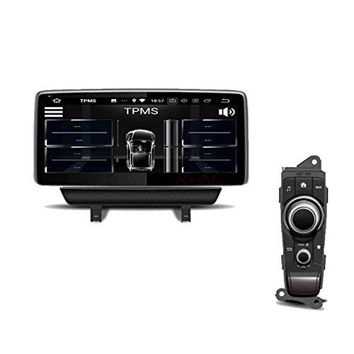 Navegación GPS Android Autoradio - para Mazda Cx-3 2018, Pantalla táctil HD de,10.25 Pulgadas con Bluetooth/WiFi RDS Sat Nav Mp3 BT Dsp 2 DIN Ca Reproductor de Video Multimedia estéreo con Radio