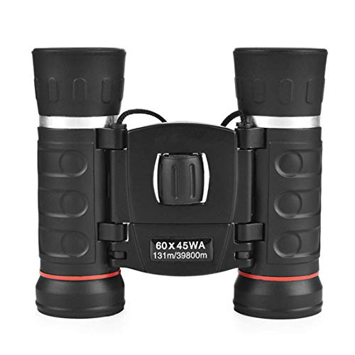 Find Discount Carl Artbay Binoculars 60x45 HD Low Clear Night Vision. Portable Outdoor Travel Mounta...