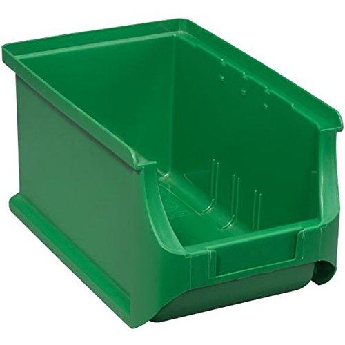 Allit 456211 Sichtbox Größe 3 235 x 150 x 125 mm in grün