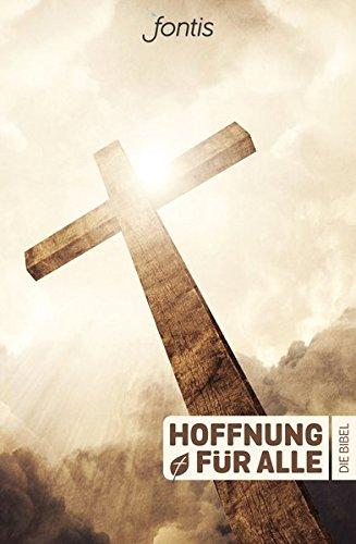 """Hoffnung für alle. Die Bibel – Trend-Edition """"Crossroad"""": Die Bibel, die deine Sprache spricht"""