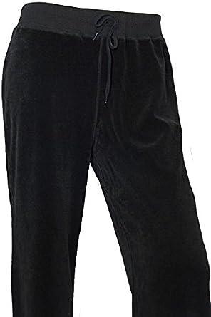 Love Lola Womens Velour Tracksuit Bottoms Joggers Pants Loungewear trackisback