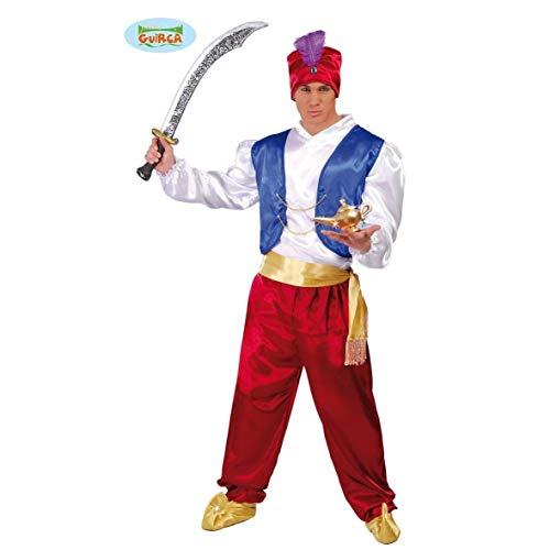 Maharadscha - Kostüm für Herren Gr. M/L, Größe:M