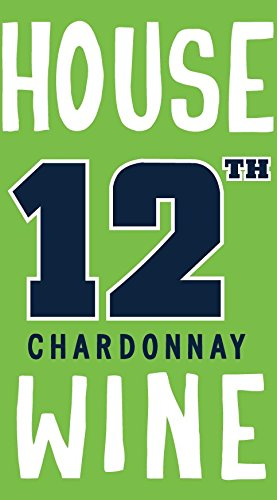 NV House Wine Seattle 12th Box Chardonnay, Box 3.0L