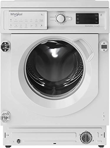 Whirlpool BIWMWG91484UK Integrated Washing...