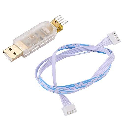 Adaptador cable de programación USB adaptador de módulo USB a TTL Cable de programación de PLC a convertidor de USB a TTL