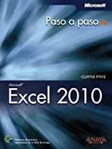 Excel 2010 / Microsoft Excel 2010 Step by Step (Paso a Paso / Step By Step) (Spanish Edition) by Curtis Frye (2010-06-30)
