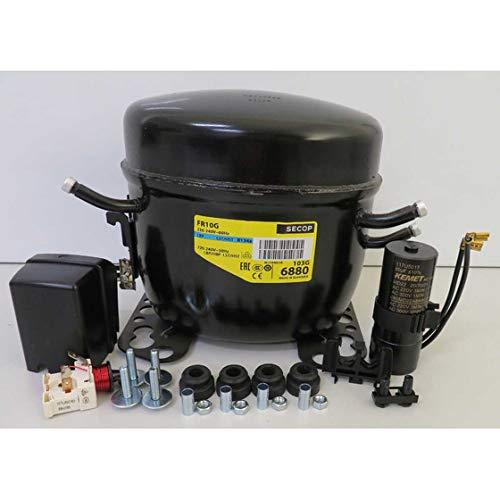 UNIVERSAL Kompressor SECOP FR10 R134a LMHBP 9.05cc hohe Temperatur