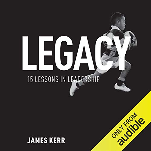 Legacy                   By:                                                                                                                                 James Kerr                               Narrated by:                                                                                                                                 Saul Reichlin                      Length: 5 hrs and 33 mins     969 ratings     Overall 4.6