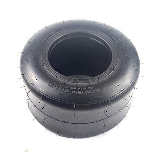 Neumático sin cámara Delantero de 5 Pulgadas 10x4.50-5 para Go Kart Scooter ATV Quad Repuestos, Ruedas de Repuesto, usable