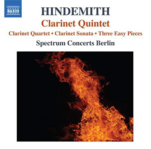 Hindemith Klarinettenquintett