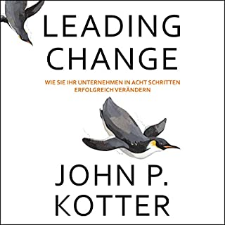 Leading Change (German Edition) Titelbild