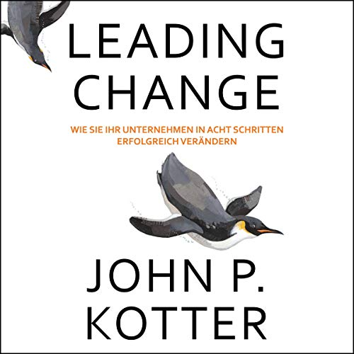 Leading Change (German Edition) cover art