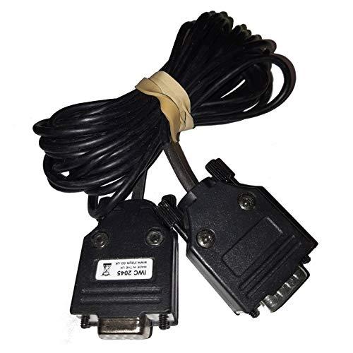 IRISYS Cable Adaptador IWC 2045Serie Hembra DB-9Macho DB-9RS-232