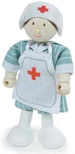 Budkins Nurse Betty by Budkins (English Manual)