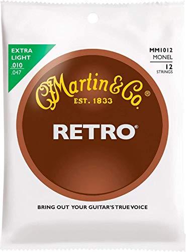 C.F Martin MM1012 - Corde per chitarra acustica